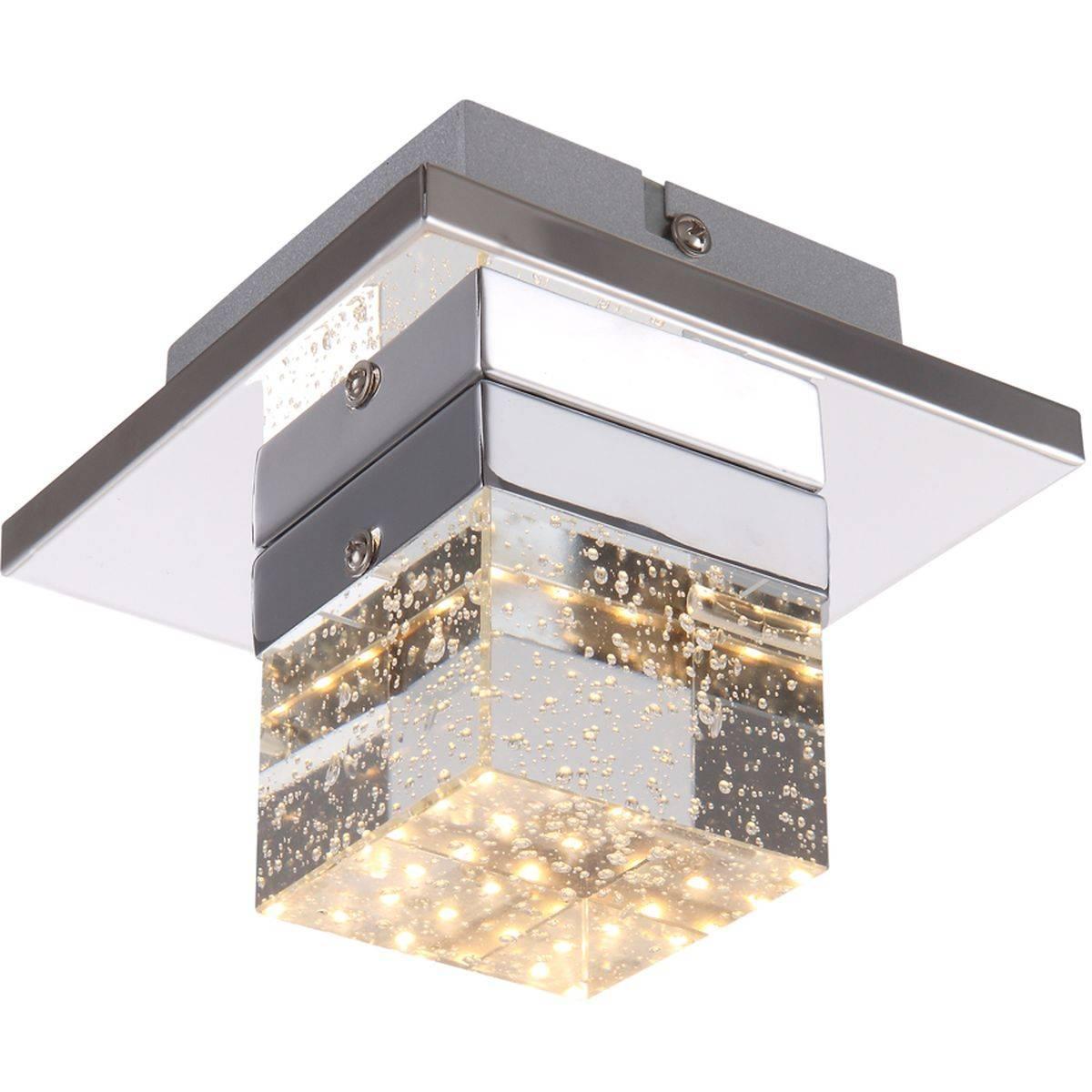 Потолочный светодиодный светильник Globo Macan 42505-1 потолочный светодиодный светильник globo wave 67823w
