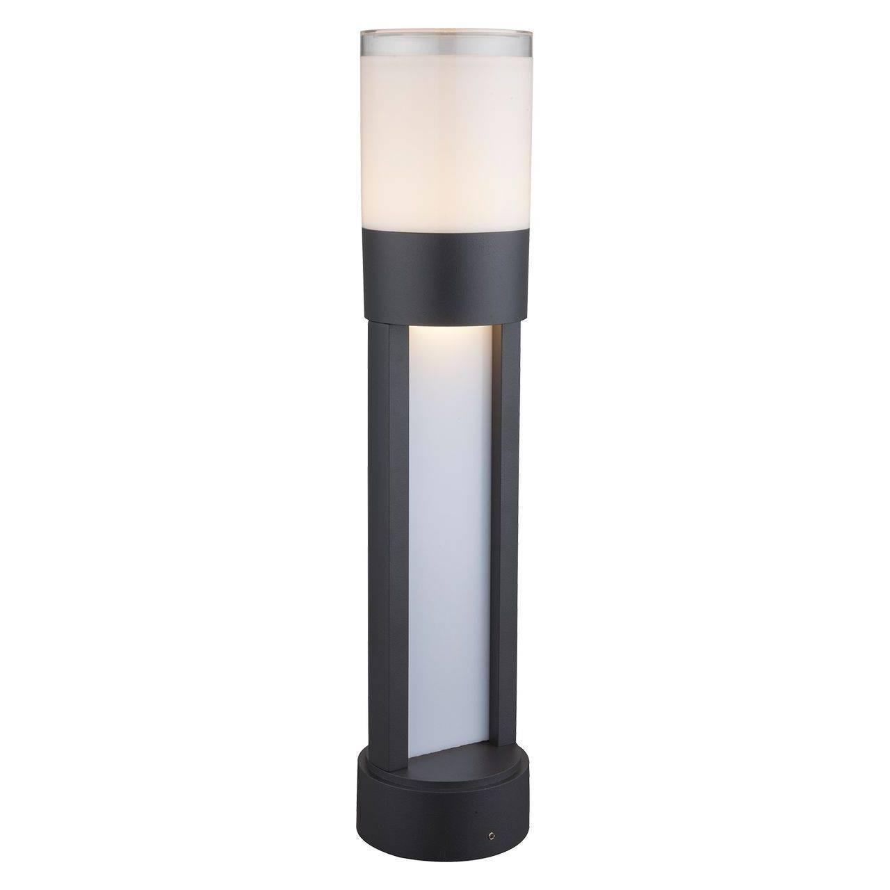 Уличный светодиодный светильник Globo Nexa 34012 уличный настенный светодиодный светильник globo nexa 34011