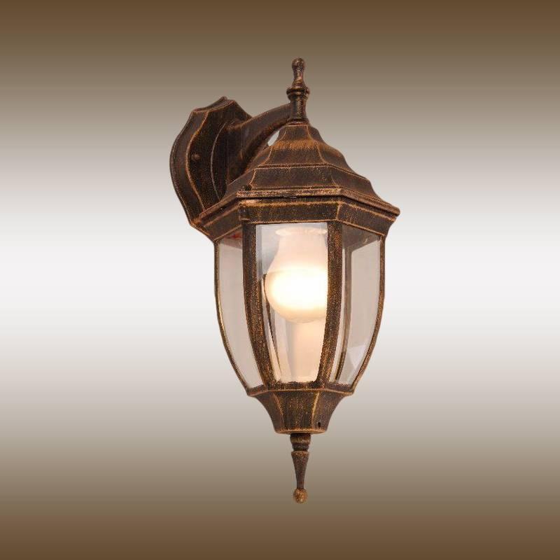 Уличный настенный светильник Globo Nyx I 31711 светильник на штанге globo nyx i 31710