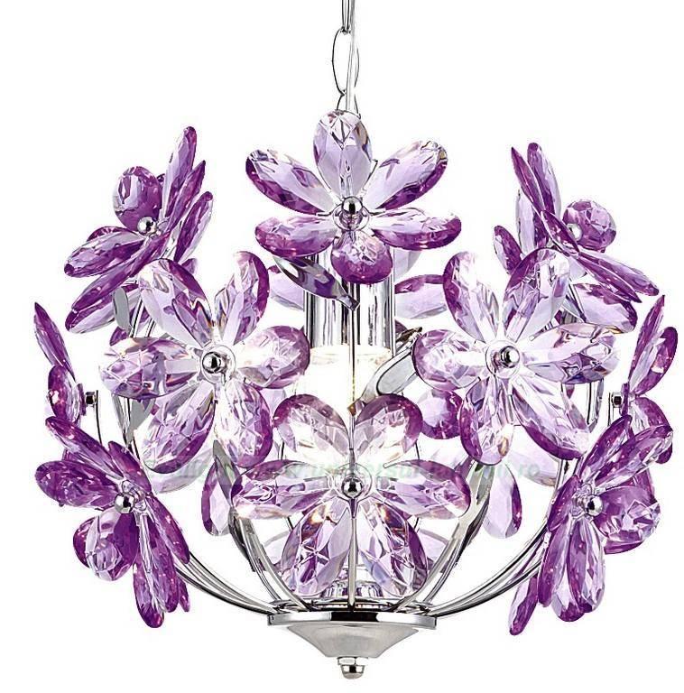 Подвесной светильник Globo Purple 5143 светильник подвесной globo purple 5141