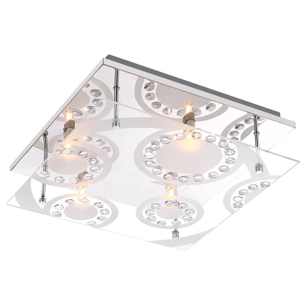 Потолочный светильник Globo Dianne 48690-4 светильник потолочный globo light 49239 4