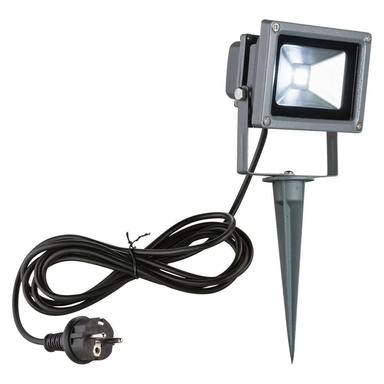 Прожектор светодиодный Globo Projecteur 34118S globo прожектор светодиодный globo 34108 34108