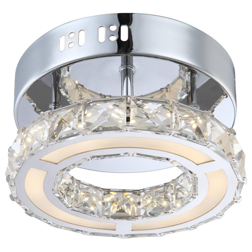 Потолочный светодиодный светильник Globo Miley 67052-9D потолочный светодиодный светильник globo aisha 49357 17