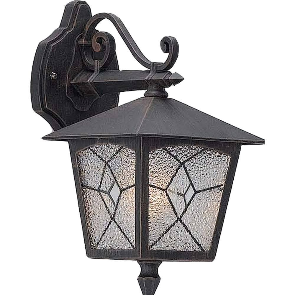 Уличный настенный светильник Globo Atlanta 3125 светильник на штанге globo atlanta 3125