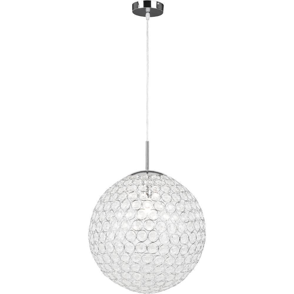 Подвесной светильник Globo Konda 16005 подвесной светильник коллекция konda 16005 хром хрусталь globo глобо