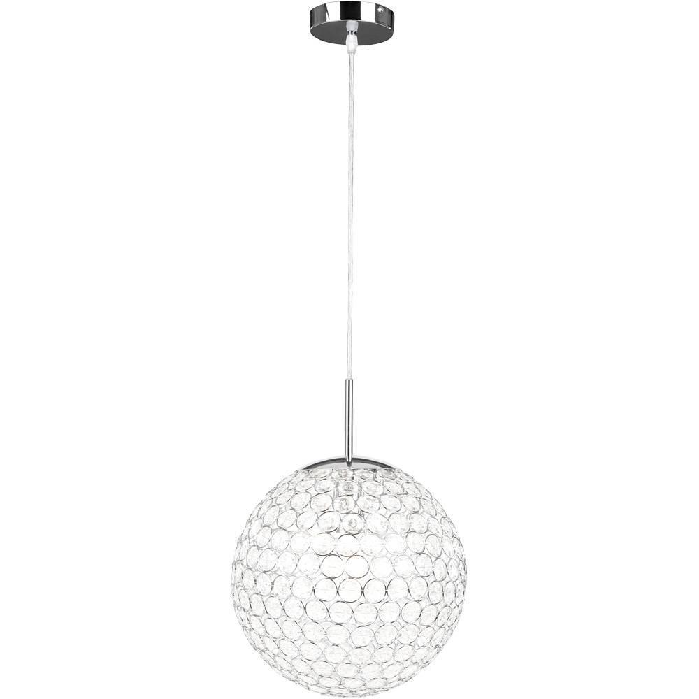 Подвесной светильник Globo Konda 16004 подвесной светильник коллекция konda 16005 хром хрусталь globo глобо