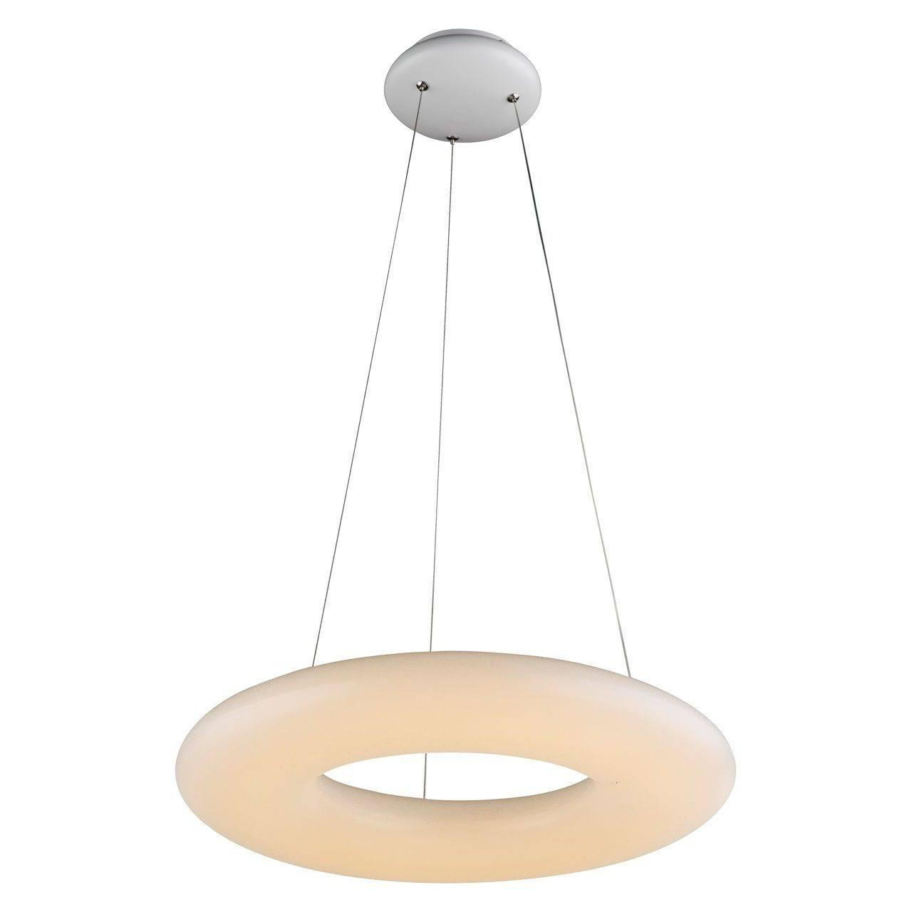 Подвесной светодиодный светильник Globo Quentin 42506-24H 60 24h