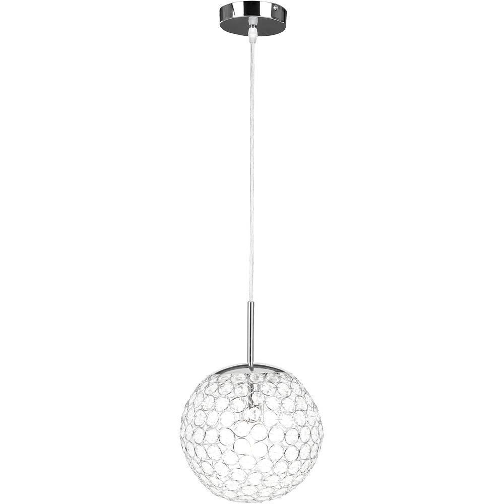 Подвесной светильник Globo Konda 16003 подвесной светильник коллекция konda 16005 хром хрусталь globo глобо