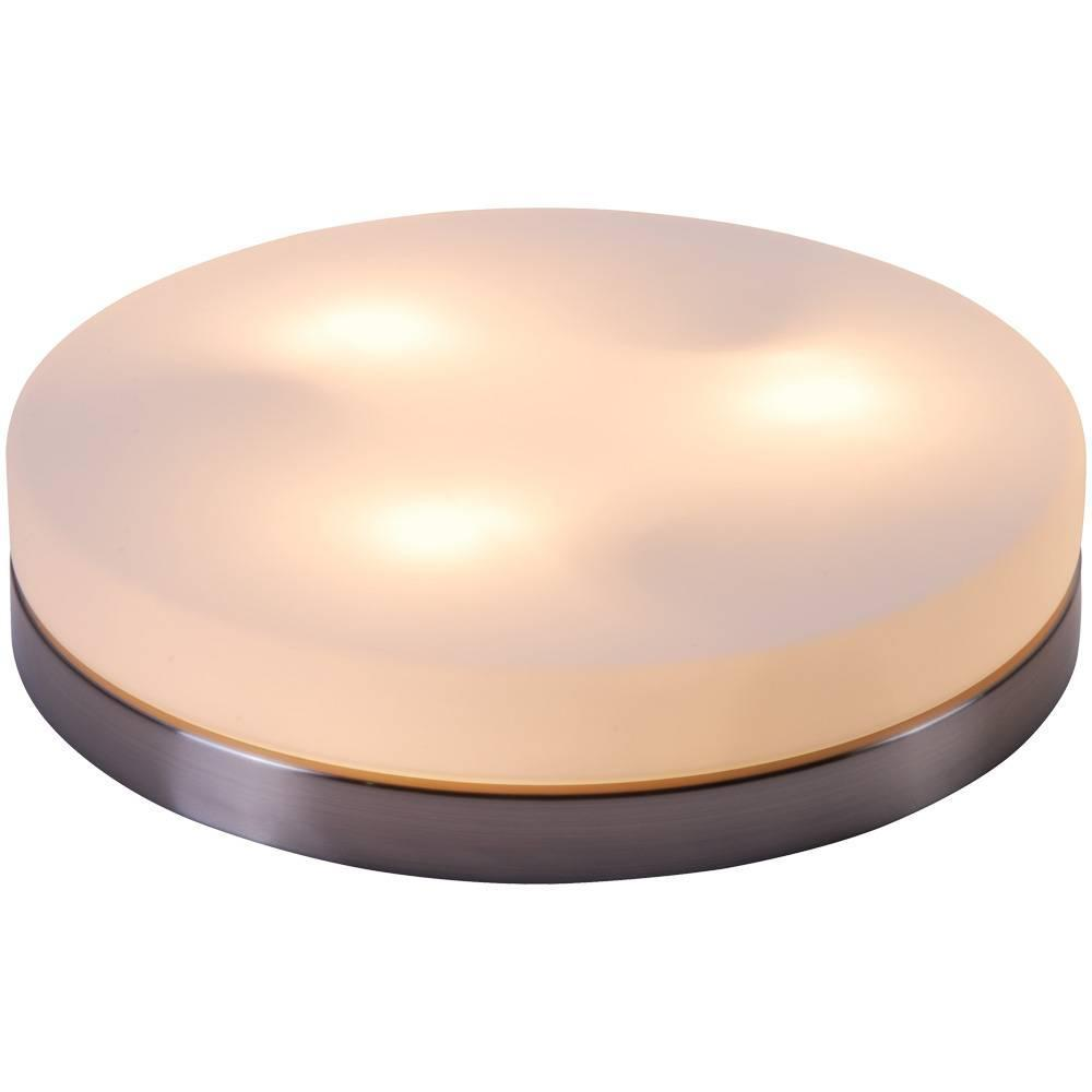 Потолочный светильник Globo Opal 48403 настенно потолочный светильник коллекция opal 48403 никель бежевый globo глобо