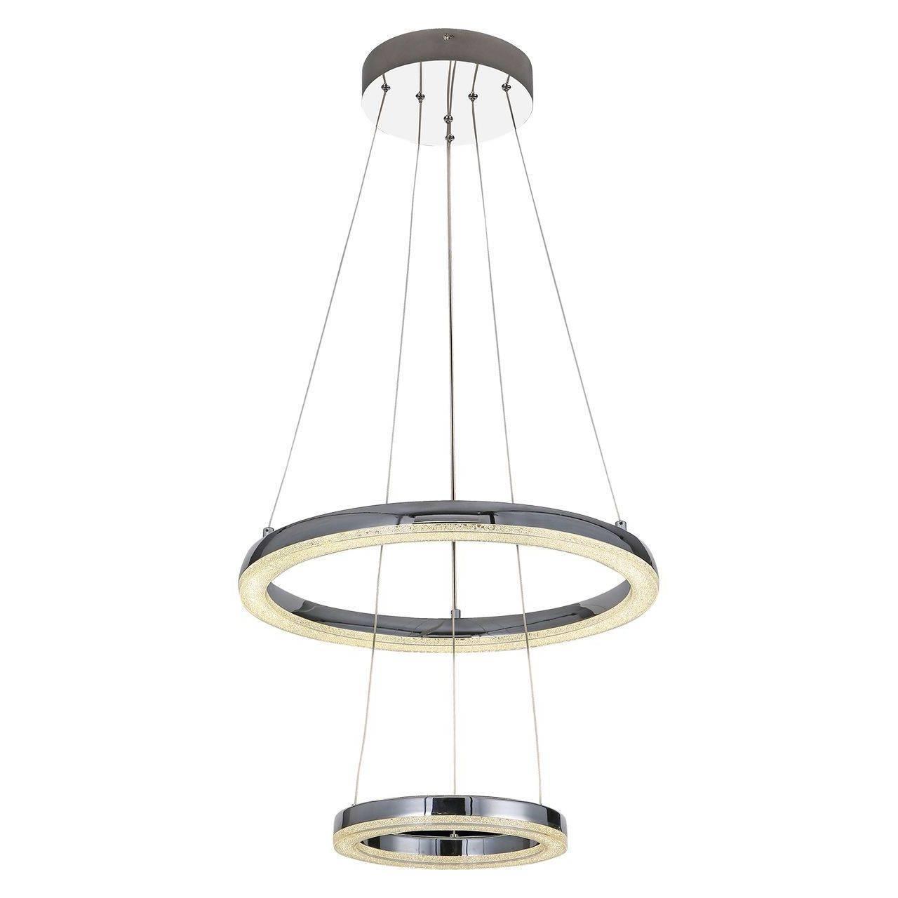 Подвесной светодиодный светильник Globo Siggi 65108-36 подвесной светодиодный светильник globo x mas 23235