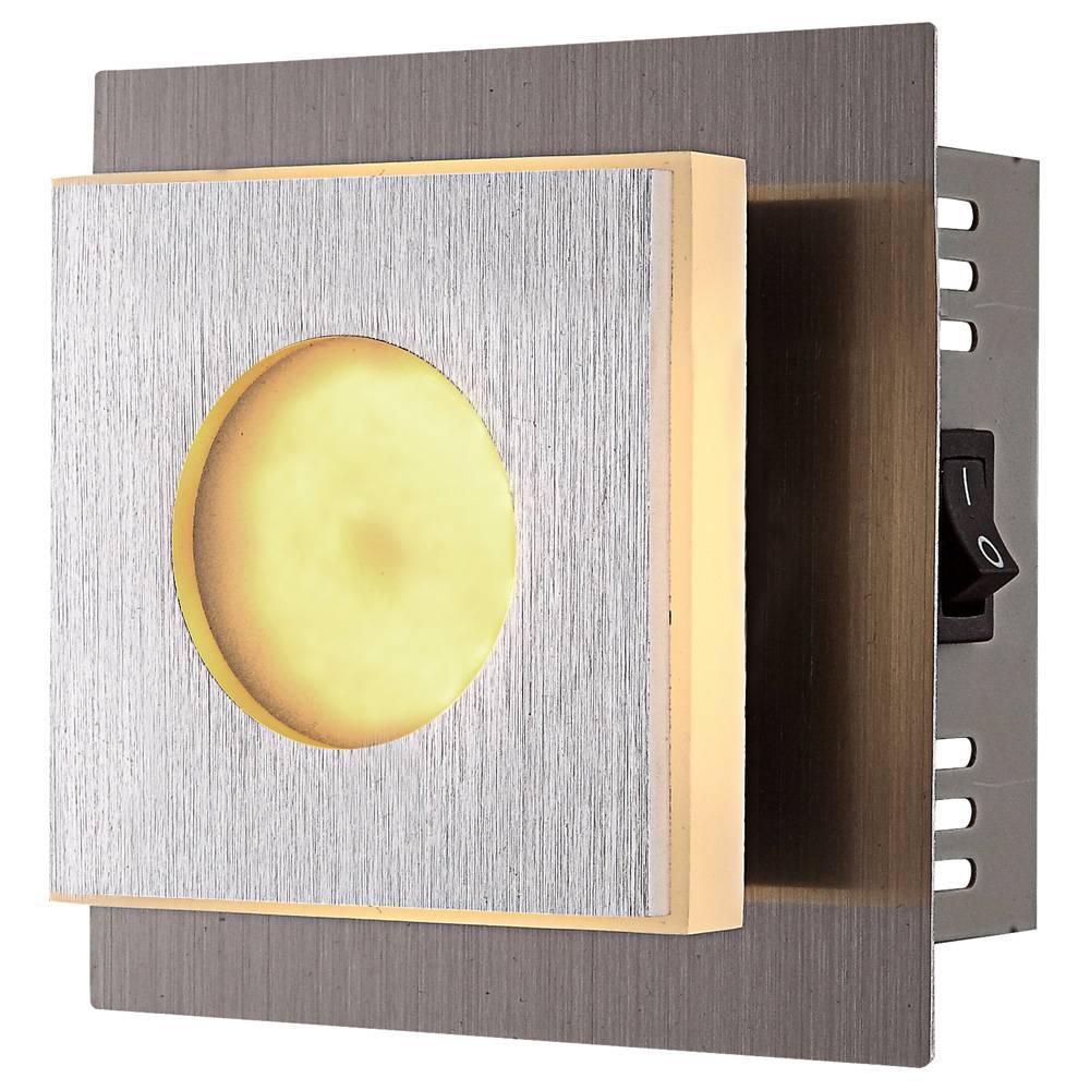 цена на Настенный светодиодный светильник Globo Cayman 49208-1