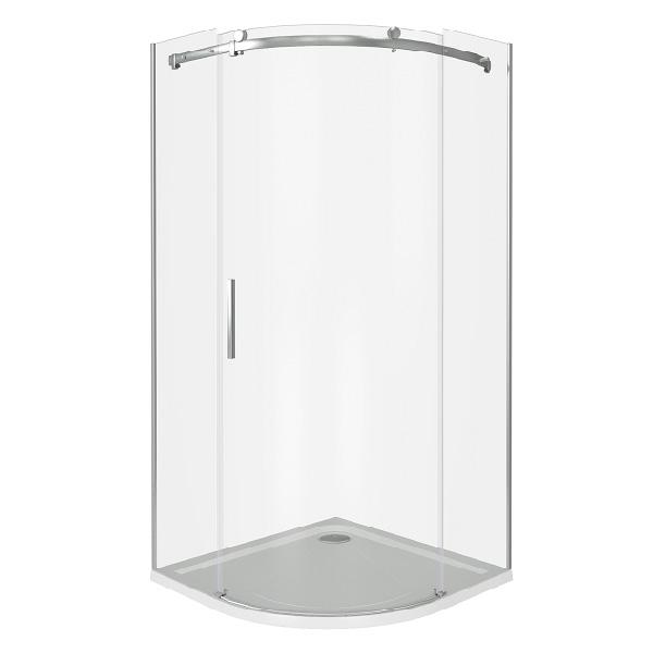 Душевой уголок Good Door Altair R-90-C-CH без поддона душевой уголок good door infinity r 120 c ch без поддона