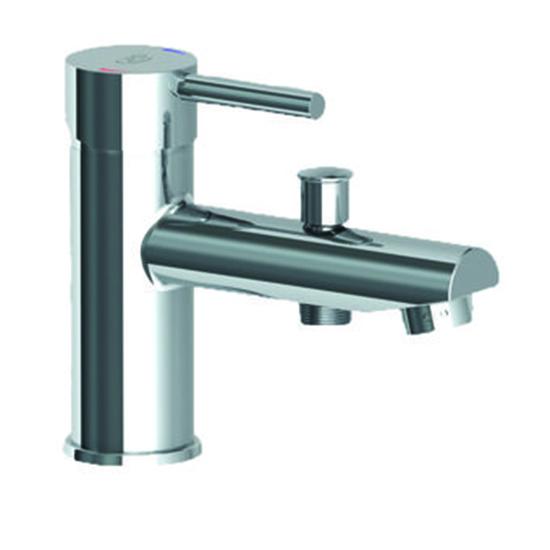 Смеситель GPD Espina MTK70 для ванны