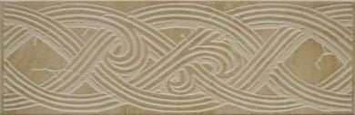 Этна бордюр бежевый 01 33х10,8 бордюр keros ceramica varna cen roses 5х50