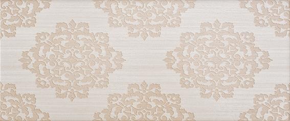 Fabric beige Плитка настенная 03 25х60 плитка настенная 25х60 nuar белая