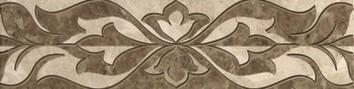 Saloni brown 01 Бордюр 30х7,5 бордюр keros ceramica dance cen vanilla 5х70