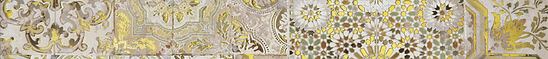 Patchwork beige Бордюр 01 6,5х60 бордюр gracia ceramica normandie beige border 02 50x7 5