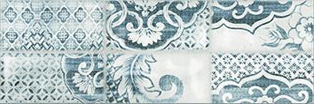 Caspian grey Плитка настенная 02 10х30 настенная плитка gracia ceramica itaka grey wall 02 30x50