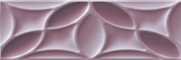 Marchese lilac Плитка настенная 02 10х30 настенная плитка gracia ceramica marchese grey 01 10x30