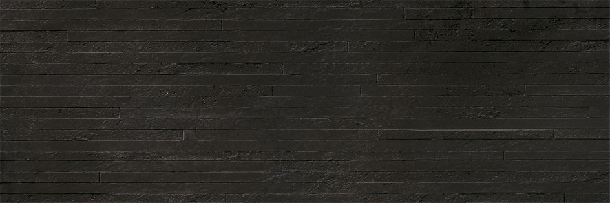 Shades black Плитка настенная 02 25х75 настенная плитка cifre ceramica bulevar black 10x30