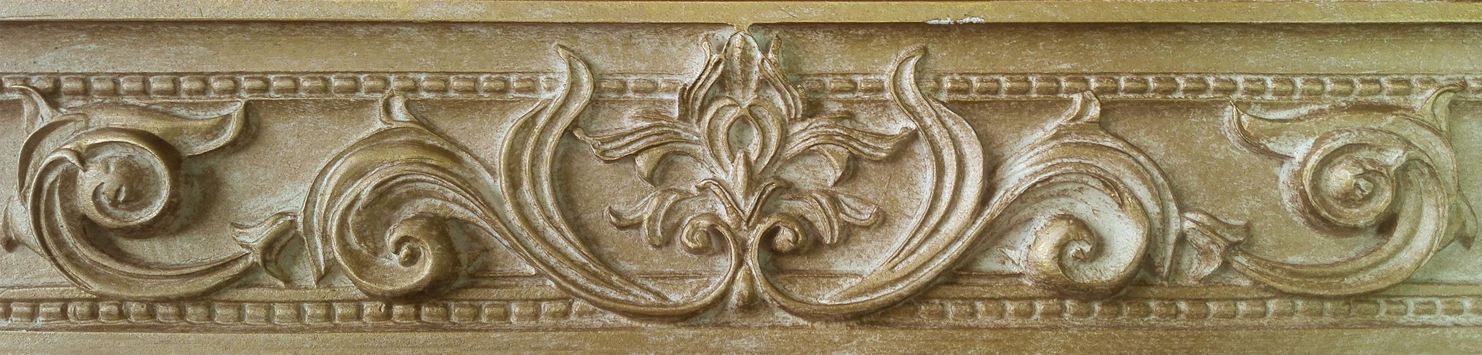 Olimpia beige Бордюр 01 6х25 бордюр gracia ceramica normandie beige border 02 50x7 5