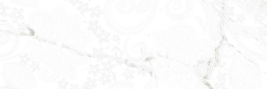 Casa Bella white Декор 01 25х75