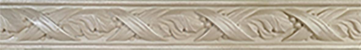 Сlassic beige Бордюр 01 3,5 x25 бордюр gracia ceramica normandie beige border 02 50x7 5