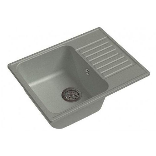 Кухонная мойка GranFest Eco 13 серый цена