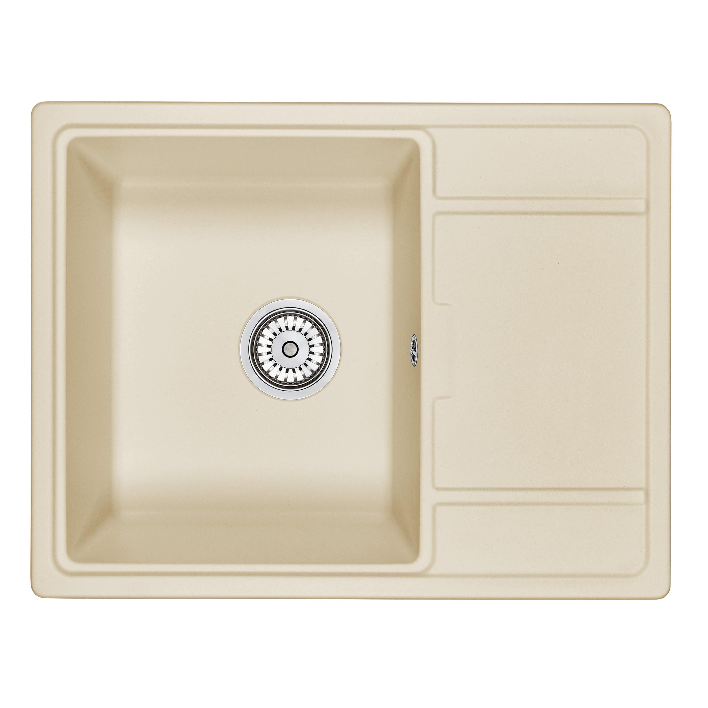 Кухонная мойка Granula GR-6503 650х500 брют кухонная мойка granula gr 8001 790х500 брют