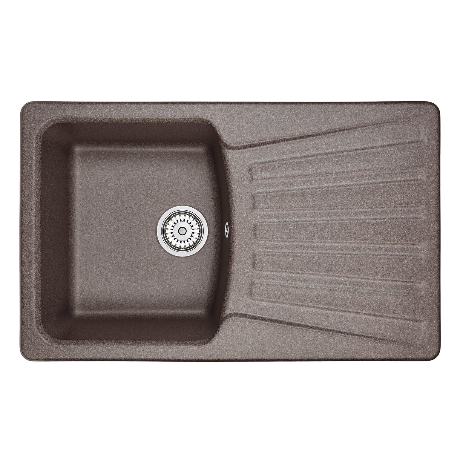 Кухонная мойка Granula GR-8001 790х500 эспрессо посуда кухонная