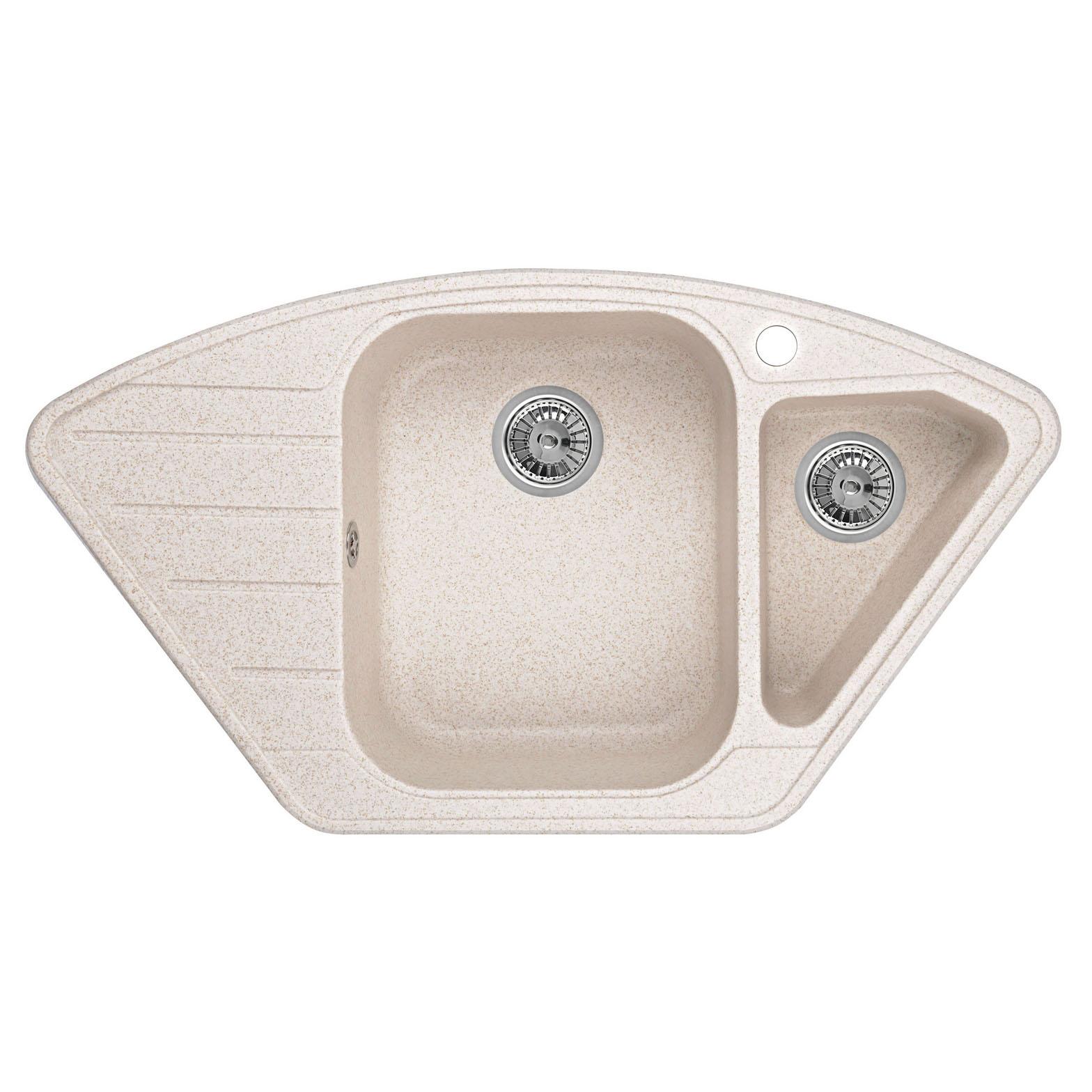 Кухонная мойка Granula GR-9101 890х490 пирит riva 9101 ultraviolet