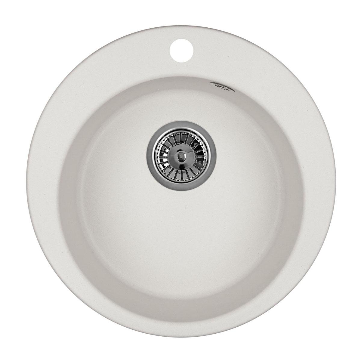 Кухонная мойка Granula GR-4801 415х490 арктик кухонная мойка teka centroval mic