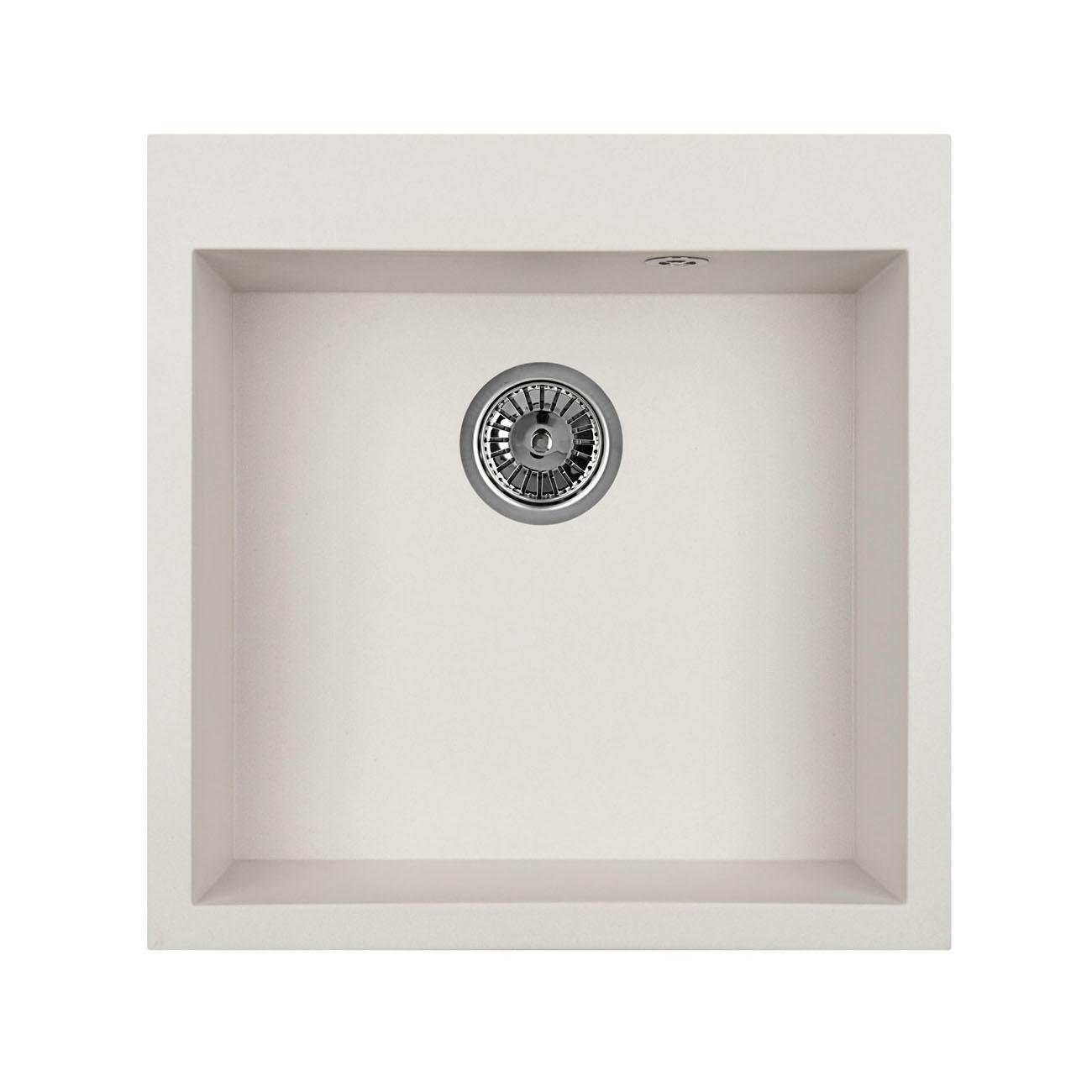 Кухонная мойка Granula GR-5102 505х510 арктик nordfolk nap 5102 white
