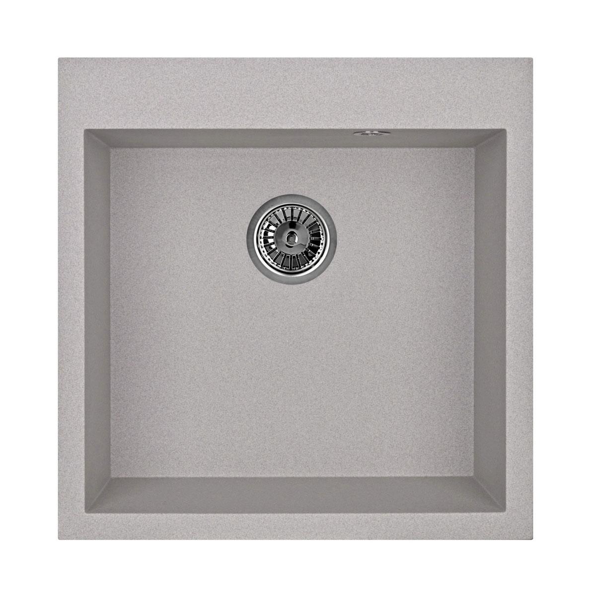 Кухонная мойка Granula GR-5102 505х510 базальт цена