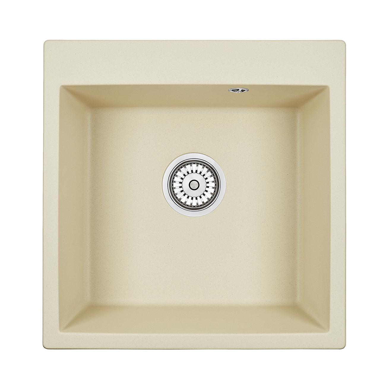 Кухонная мойка Granula GR-5102 505х510 брют nordfolk nap 5102 white