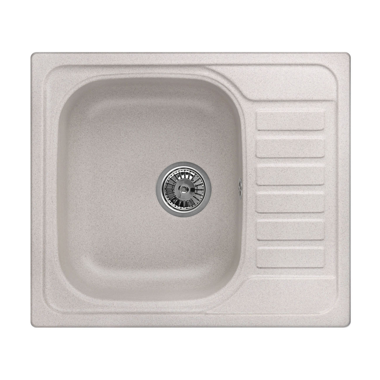 Кухонная мойка Granula GR-5801 575х495 антик кухонная мойка teka centroval mic