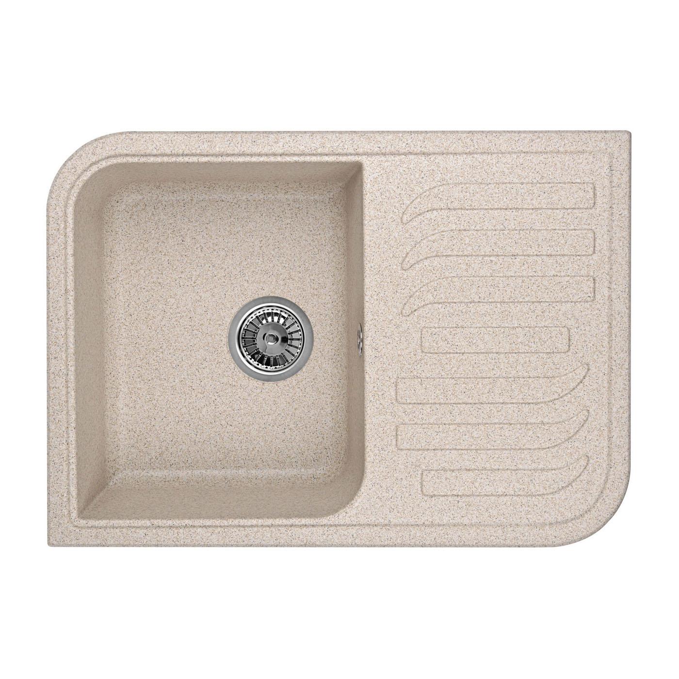 Кухонная мойка Granula GR-7001 695х495 классик кухонная мойка teka centroval mic