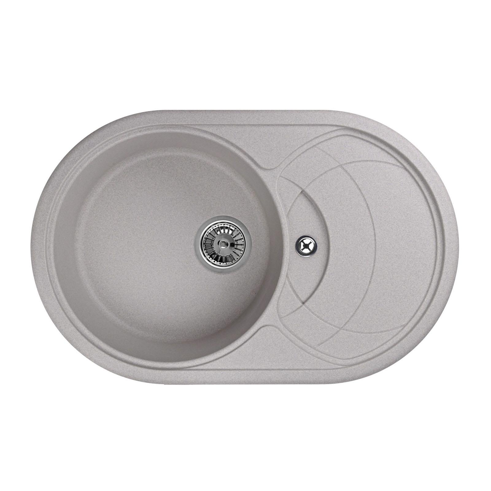 Кухонная мойка Granula GR-7801 775х495 антик цена
