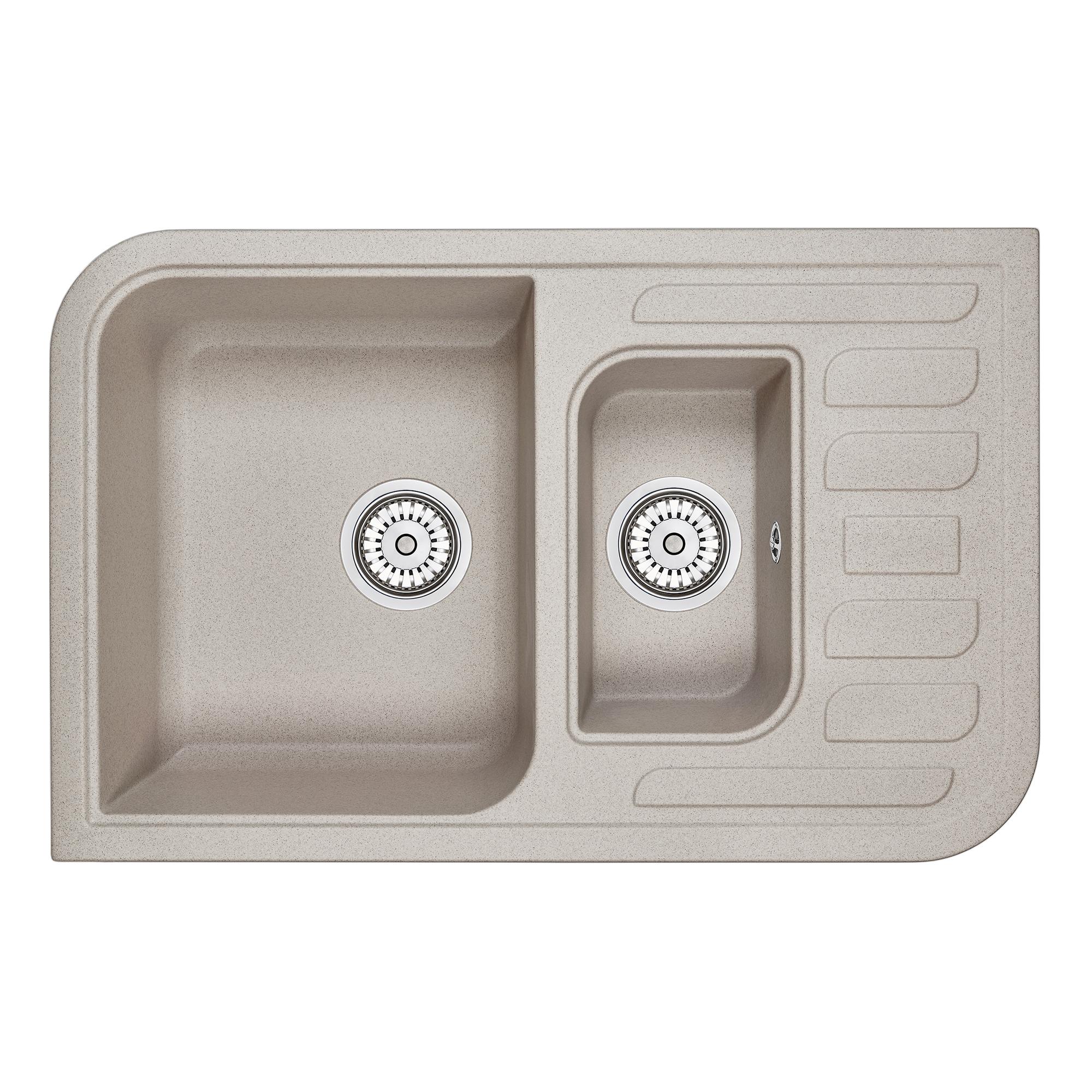 Кухонная мойка Granula GR-7803 775х495 антик