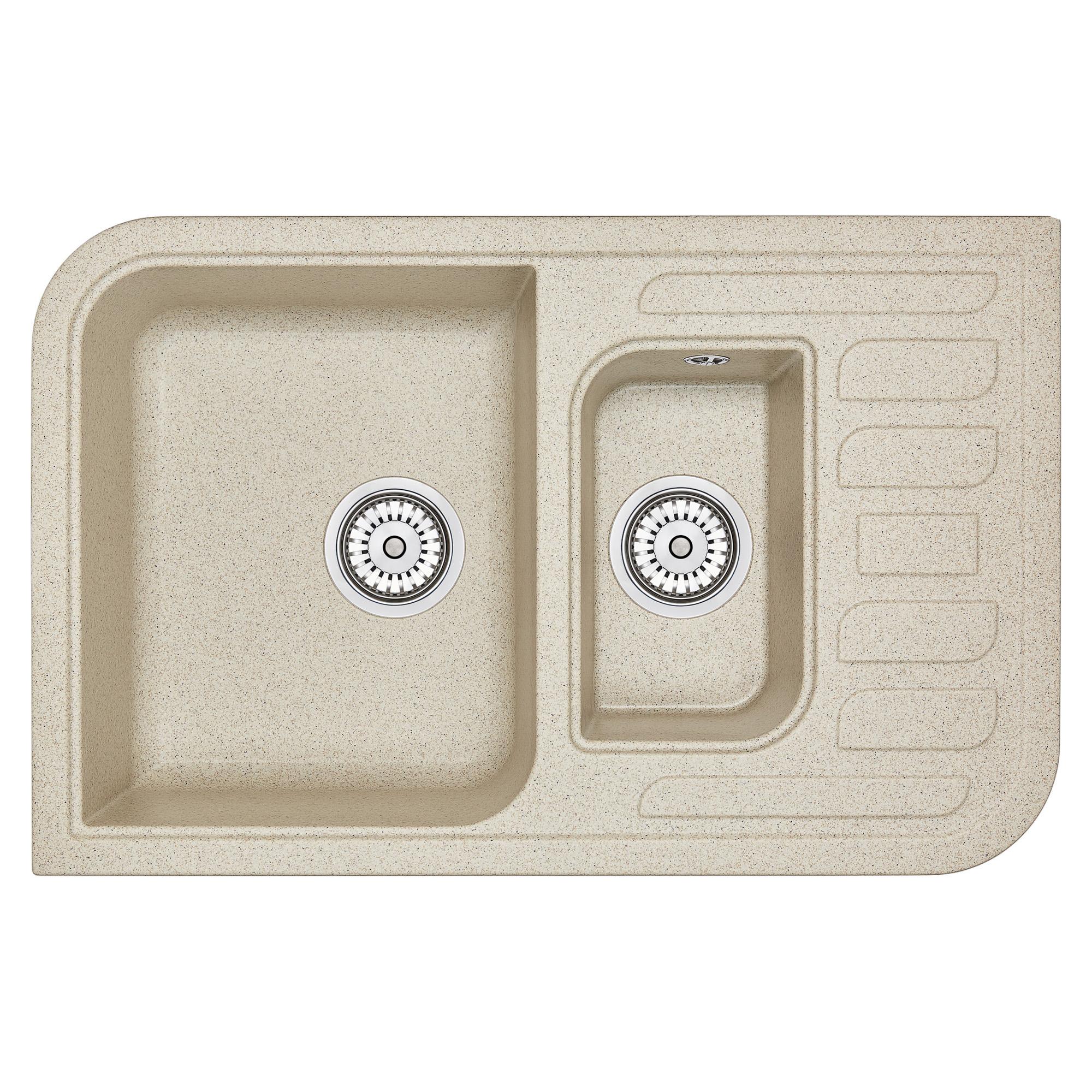 Кухонная мойка Granula GR-7803 775х495 классик