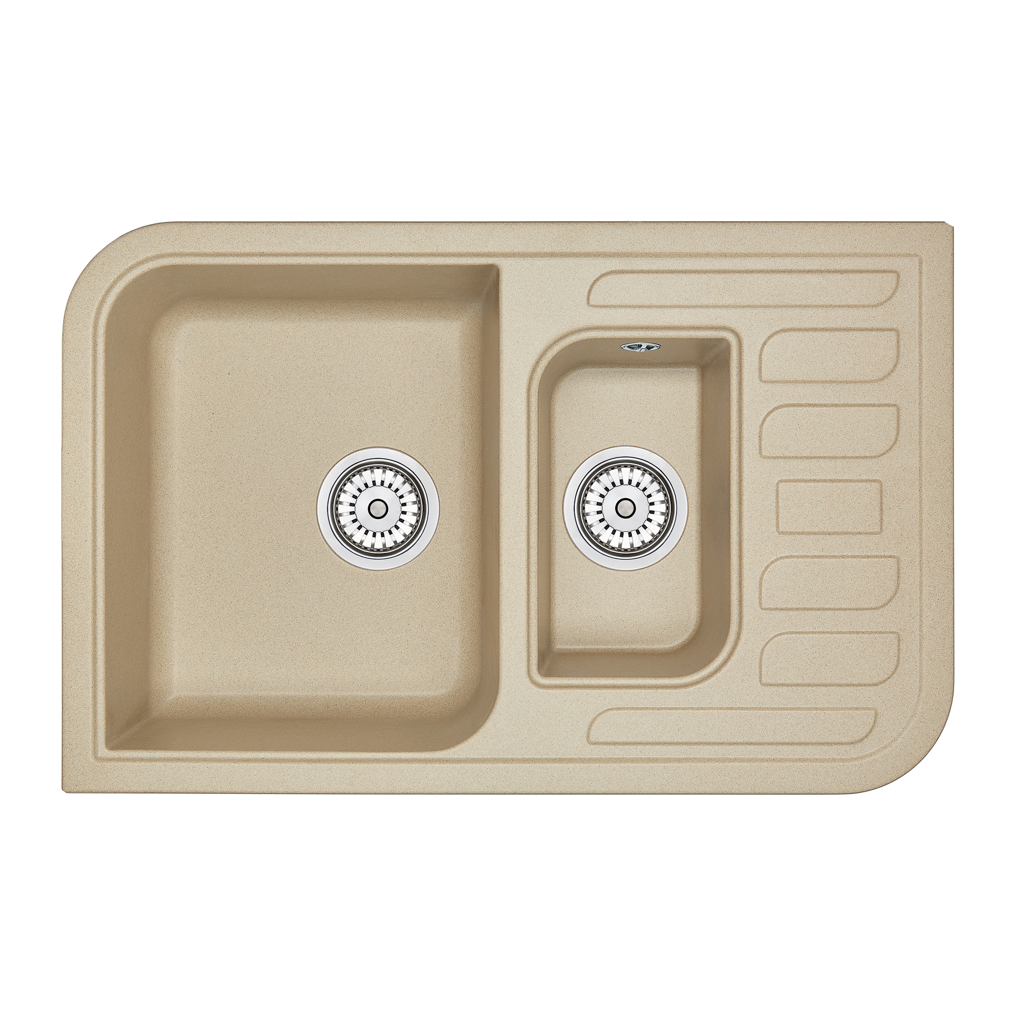 Кухонная мойка Granula GR-7803 775х495 песок
