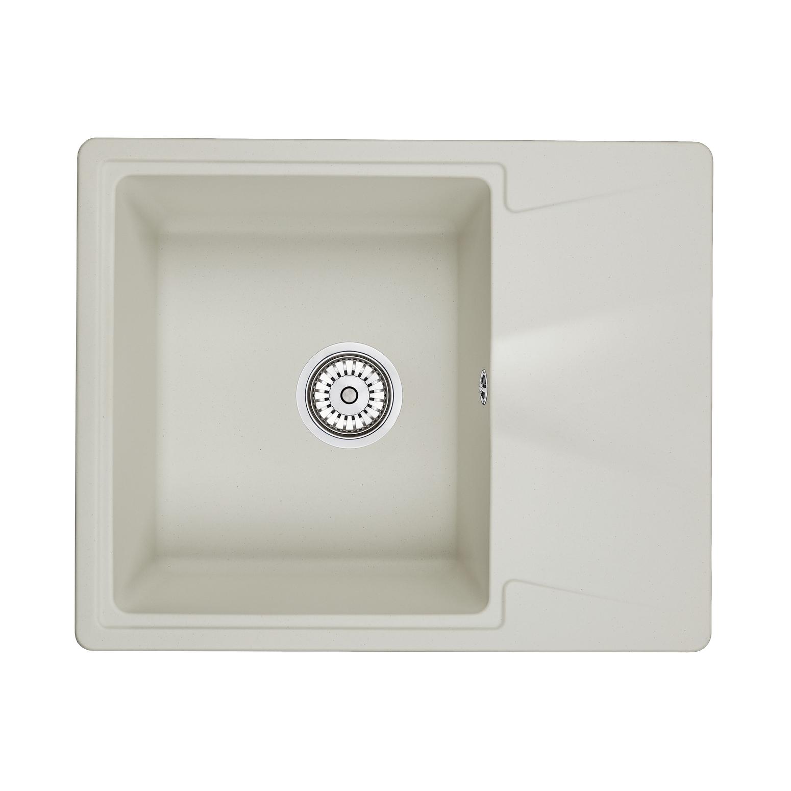 Кухонная мойка Granula GR-6201 620х500 арктик кухонная мойка teka classic 1b 1 2d microtex