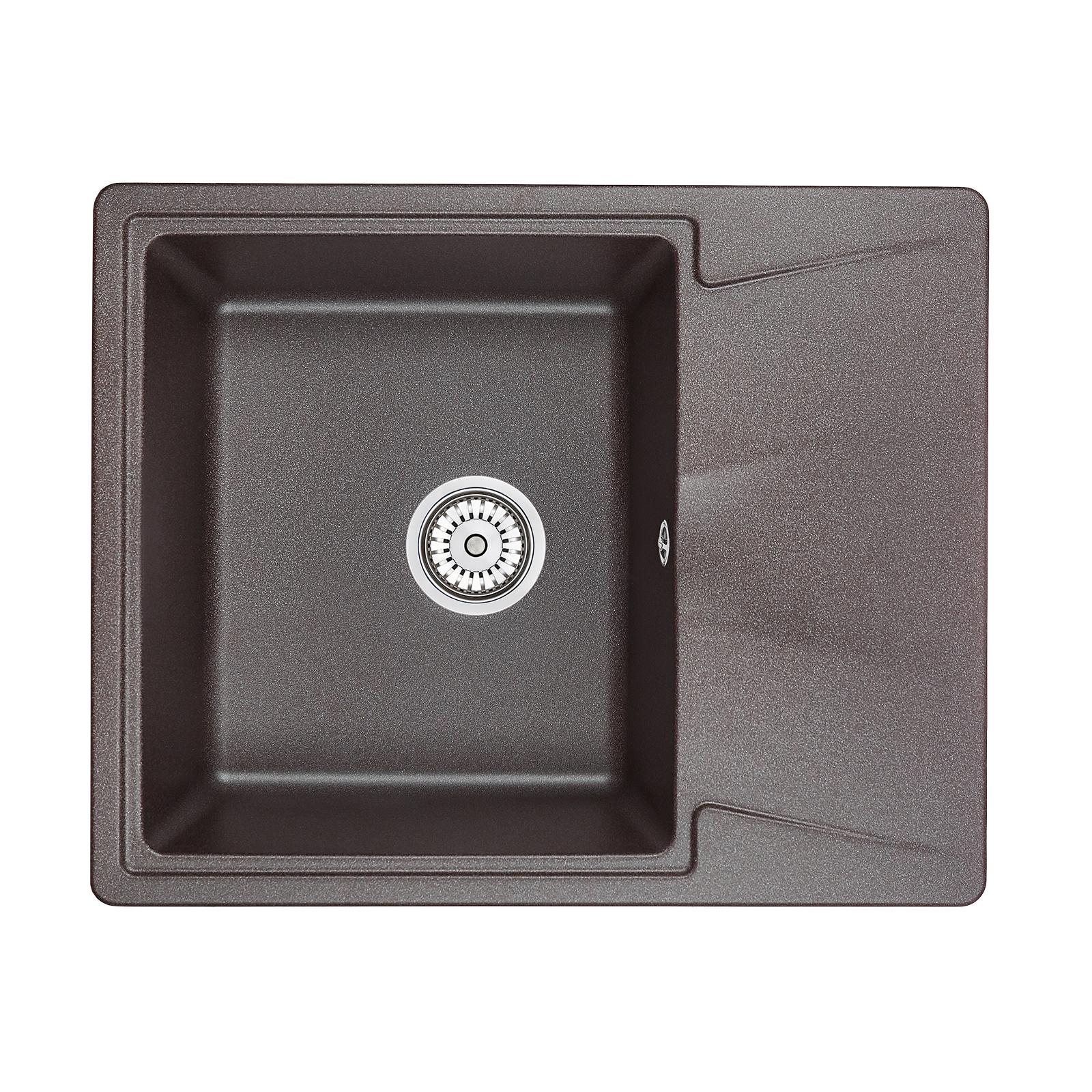 Кухонная мойка Granula GR-6201 620х500 эспрессо кухонная мойка granula gr 6201 620х500 песок