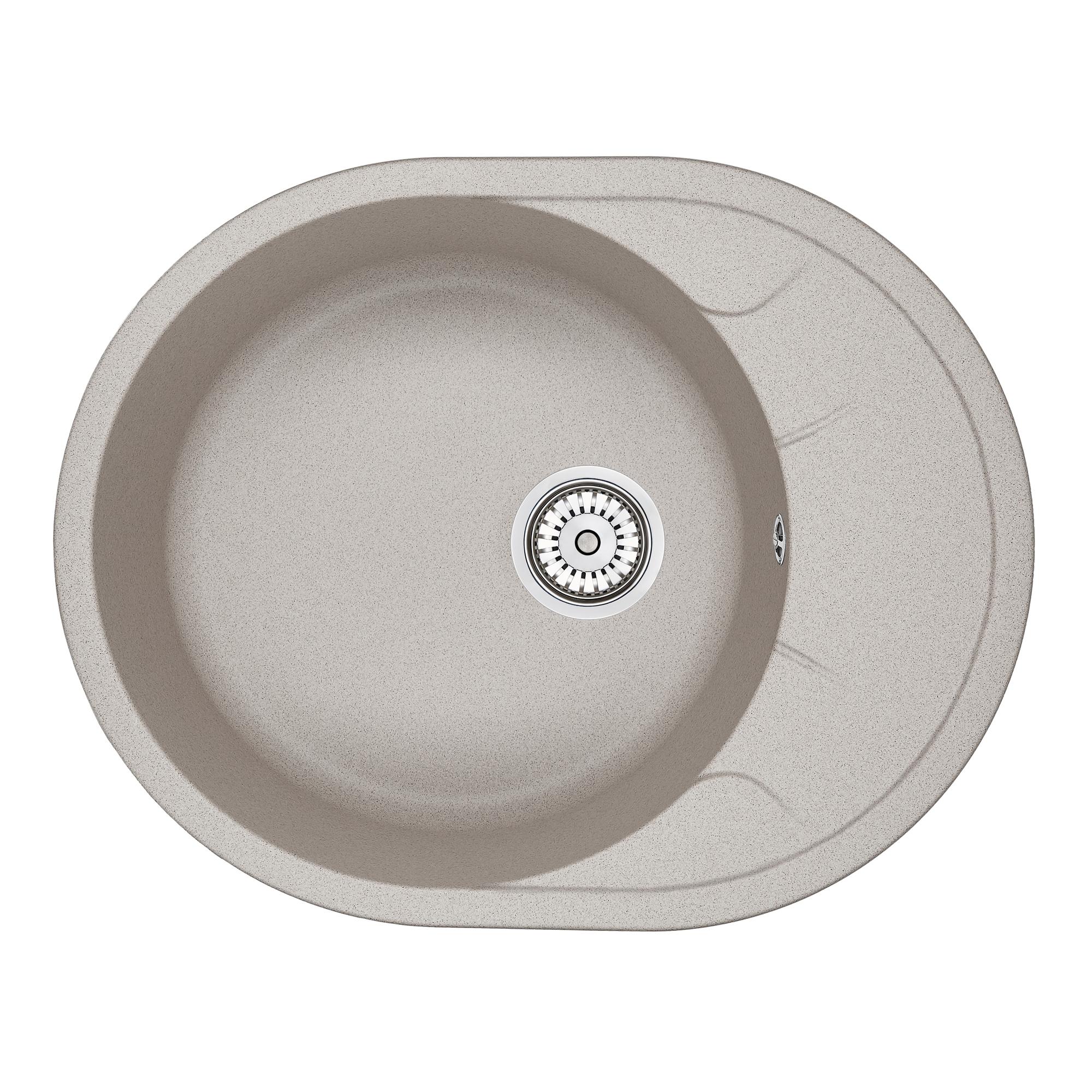 Кухонная мойка Granula GR-6301 630х500 антик кухонная мойка teka centroval mic