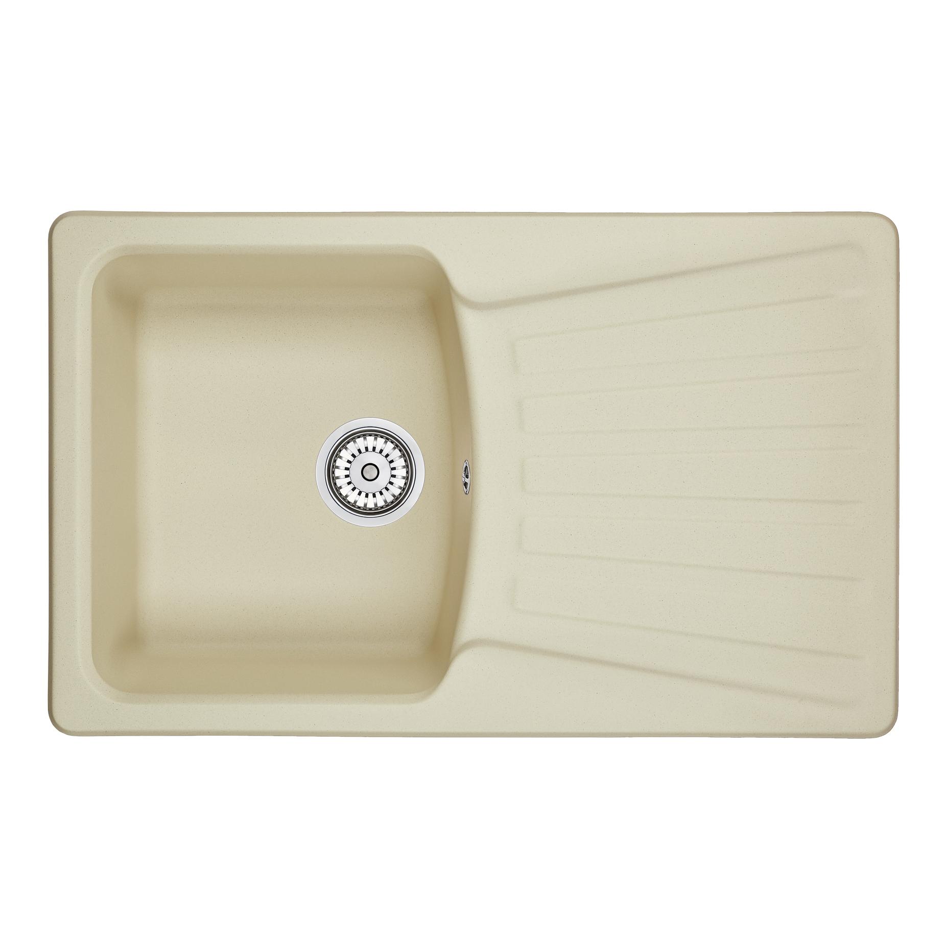 Кухонная мойка Granula GR-8001 790х500 брют кухонная мойка teka centroval mic