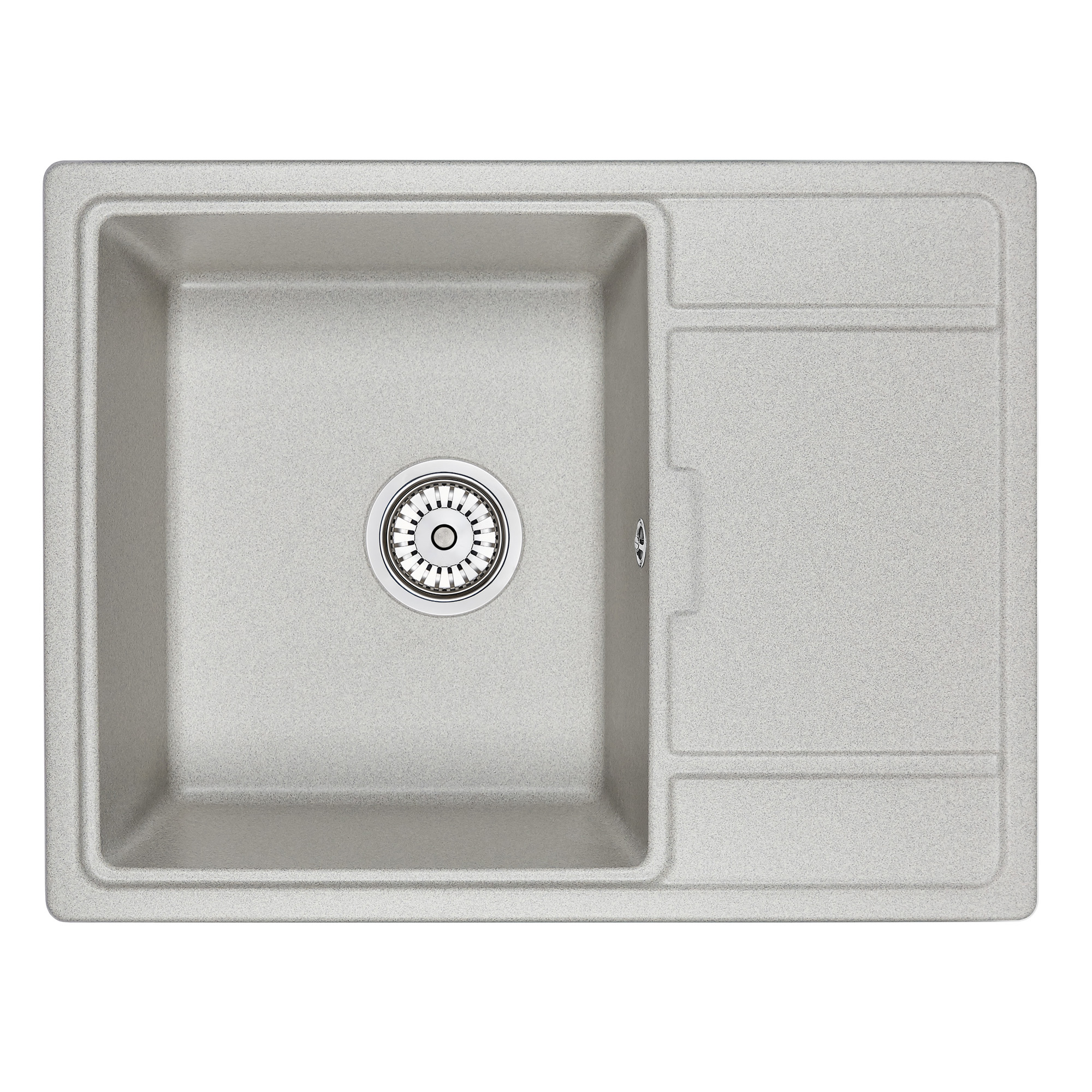 Мойка кухонная Granula GR-6503 шварц алматы мебель для ванной