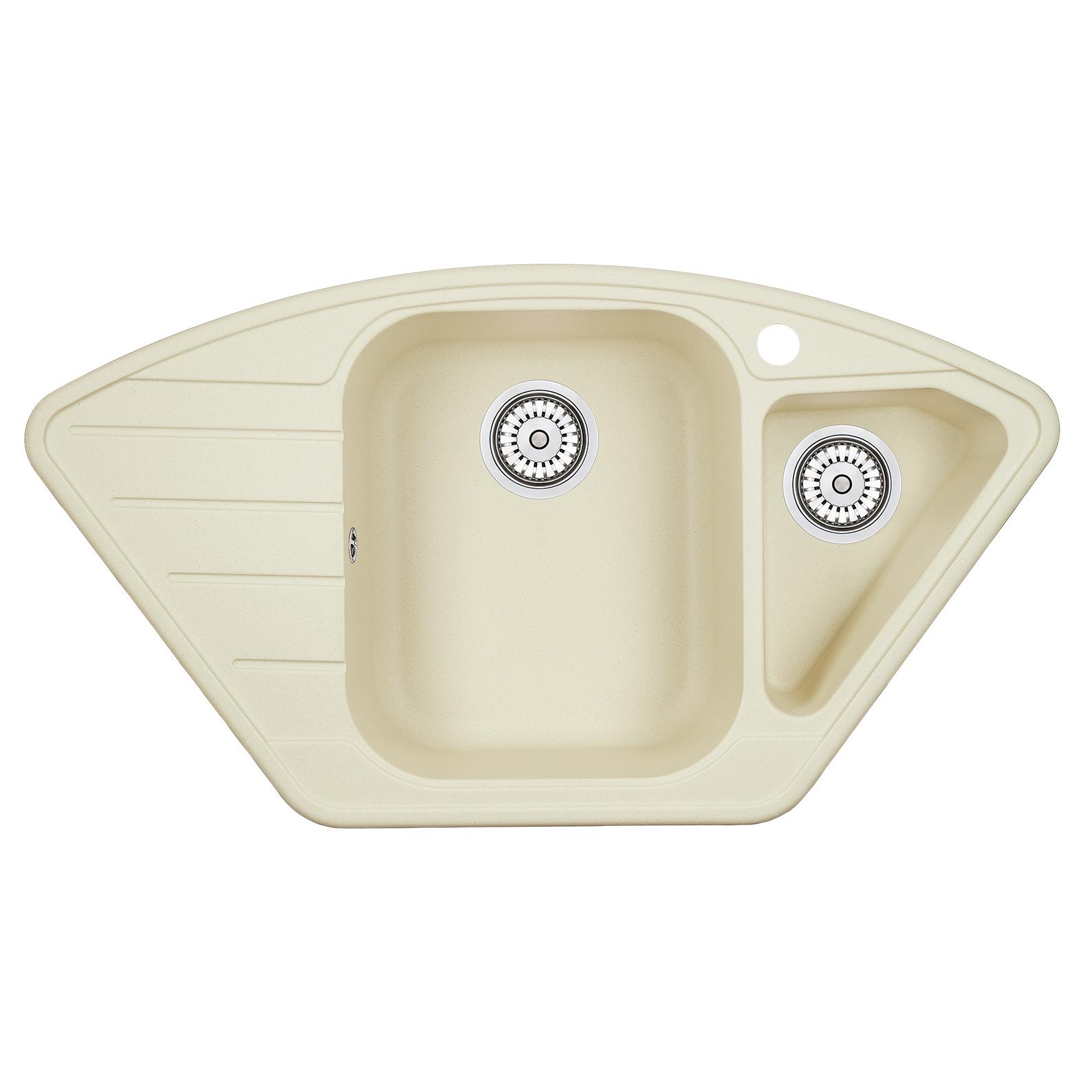 Кухонная мойка Granula GR-9101 890х490 брют кухонная мойка teka centroval mic