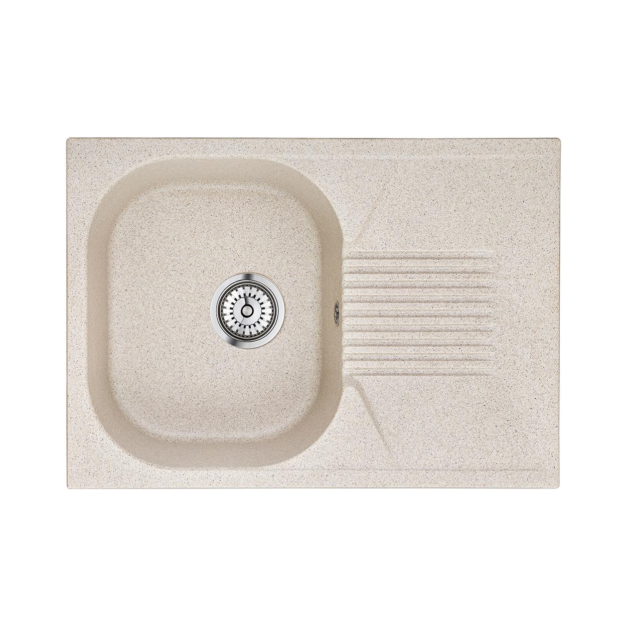Кухонная мойка Granula GR-7002 690х490 классик кухонная мойка teka centroval mic