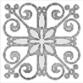 Фото - Marble classik Snow White Вставка G-270/G/t05 (GT-270/t05), 7х7 глазурованный финишный гвоздь swfs свфс din1152 1 8х40 25кг тов 041025