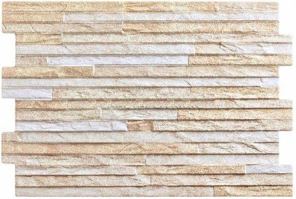 Настенная плитка Gresart Linea Beige 33x47 универсальная плитка ecoceramic kyoto beige lappato 45х90